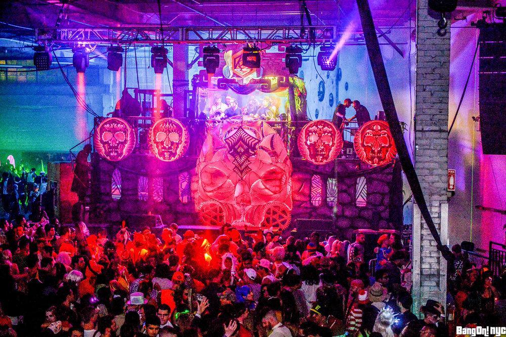 5 Party Halloween di Dunia Yang Paling Unik dan Keren 3