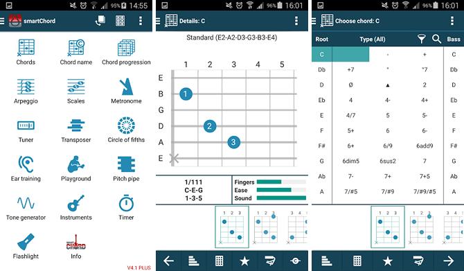5 Aplikasi Android Tutorial Belajar Gitar 3
