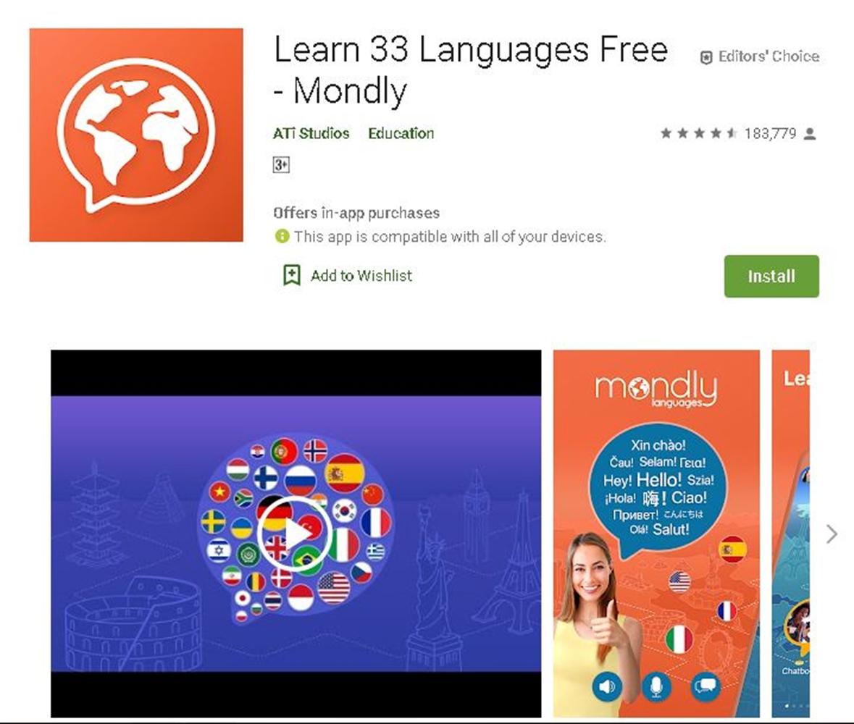 5 Aplikasi Android Yang Bisa Bikin Mahir Berbahasa Asing 4