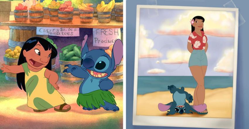 10 Foto Karakter Kartun Masa Kecilmu Tumbuh Dewasa 7