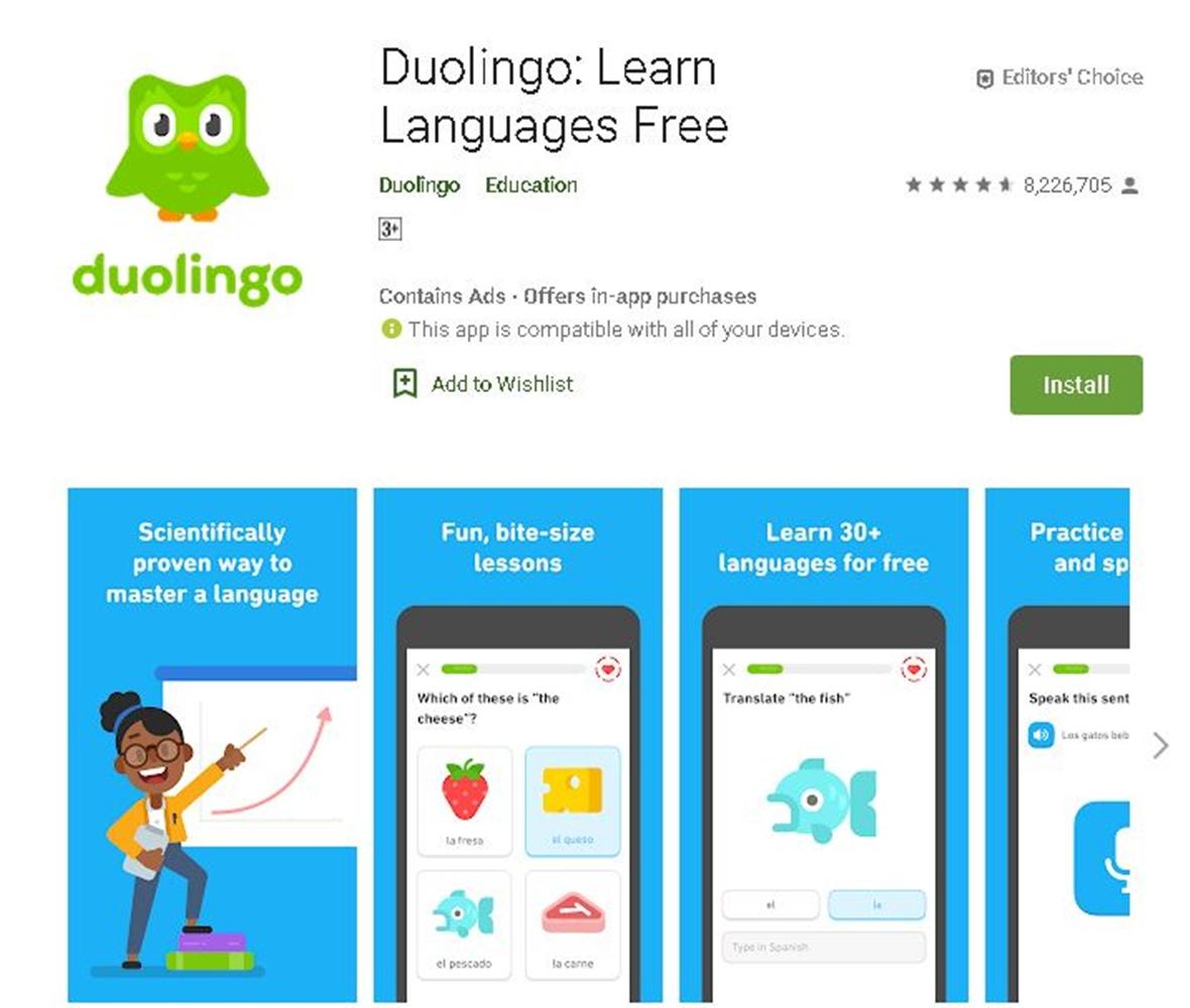 5 Aplikasi Android Yang Bisa Bikin Mahir Berbahasa Asing 7