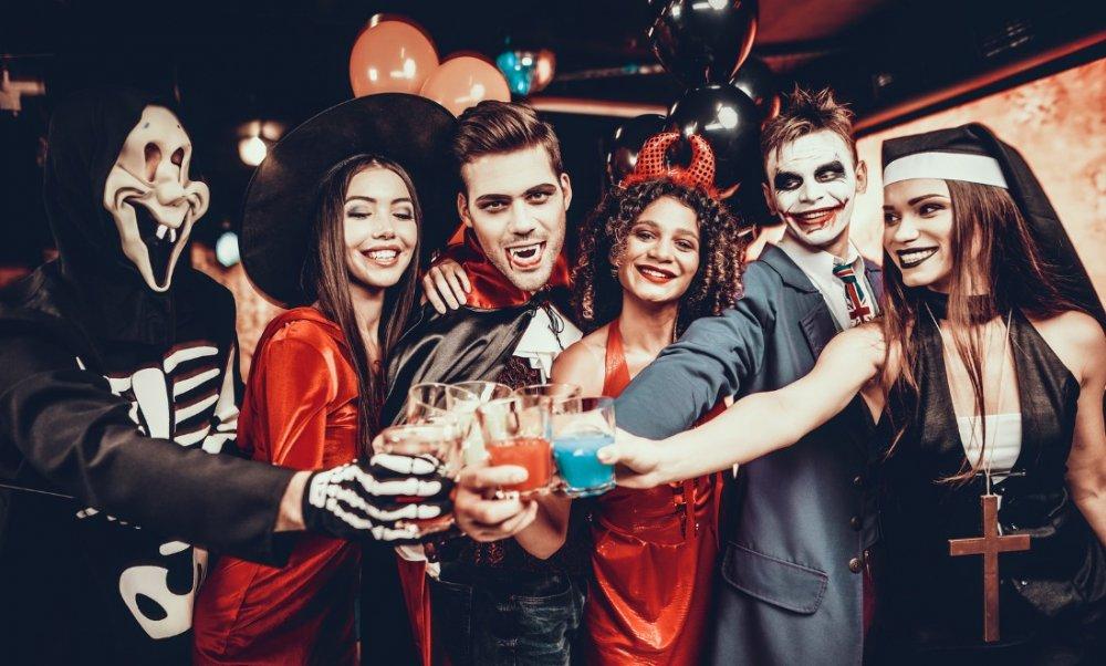 5 Party Halloween di Dunia Yang Paling Unik dan Keren 7
