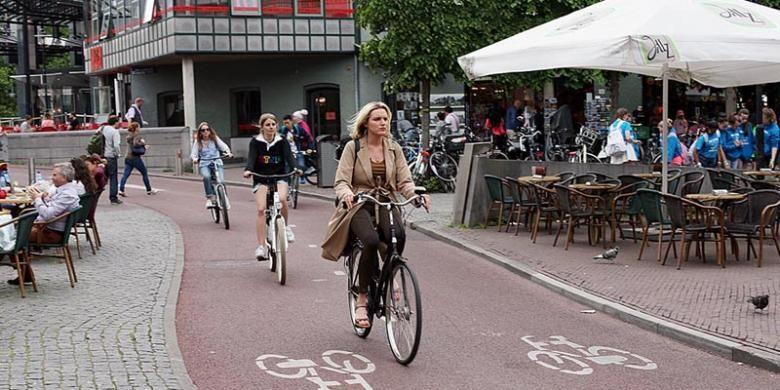 5 kota Teramah di Dunia Bagi Pengguna Sepeda 7