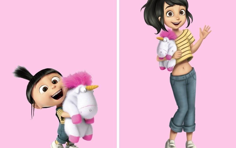 10 Foto Karakter Kartun Masa Kecilmu Tumbuh Dewasa 11