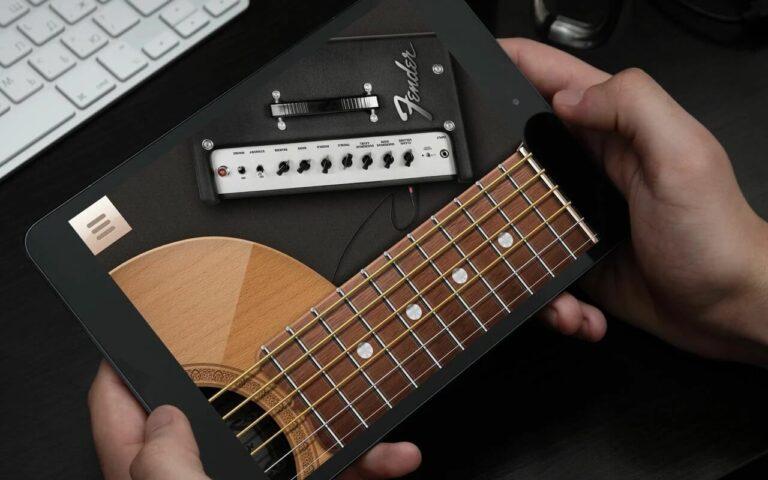 5 Aplikasi Android Tutorial Belajar Gitar 1