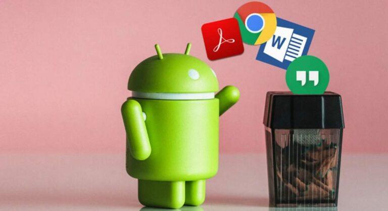 Inilah 5 Aplikasi Wajib Yang Harus Kamu Hapus Ketika Smartphone Terasa Lemot 1