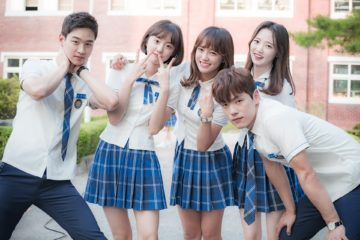 5 Drama Korea Bertemakan Sekolah Yang Wajib Kamu Tonton 1