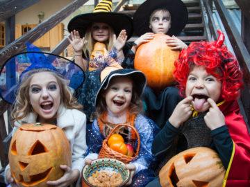 5 Party Halloween di Dunia Yang Paling Unik dan Keren 12
