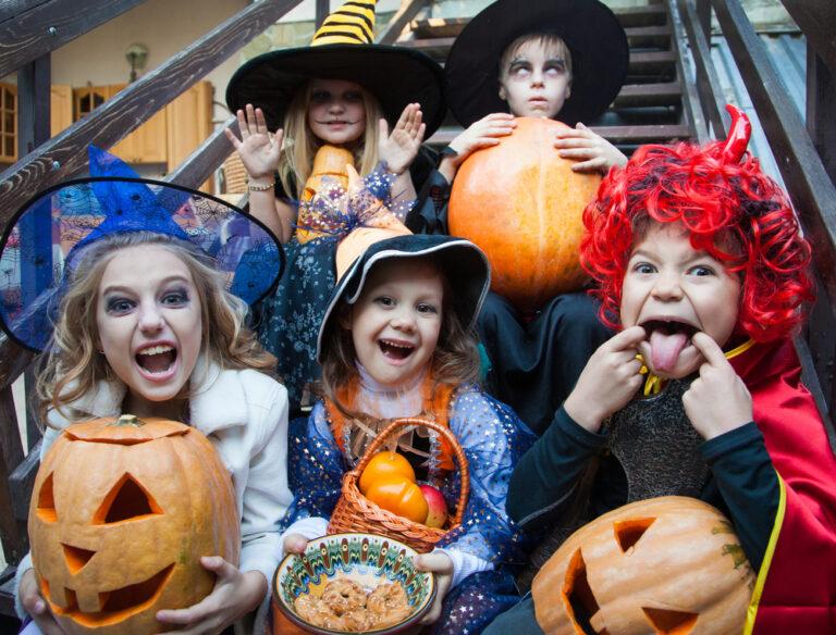 5 Party Halloween di Dunia Yang Paling Unik dan Keren 1