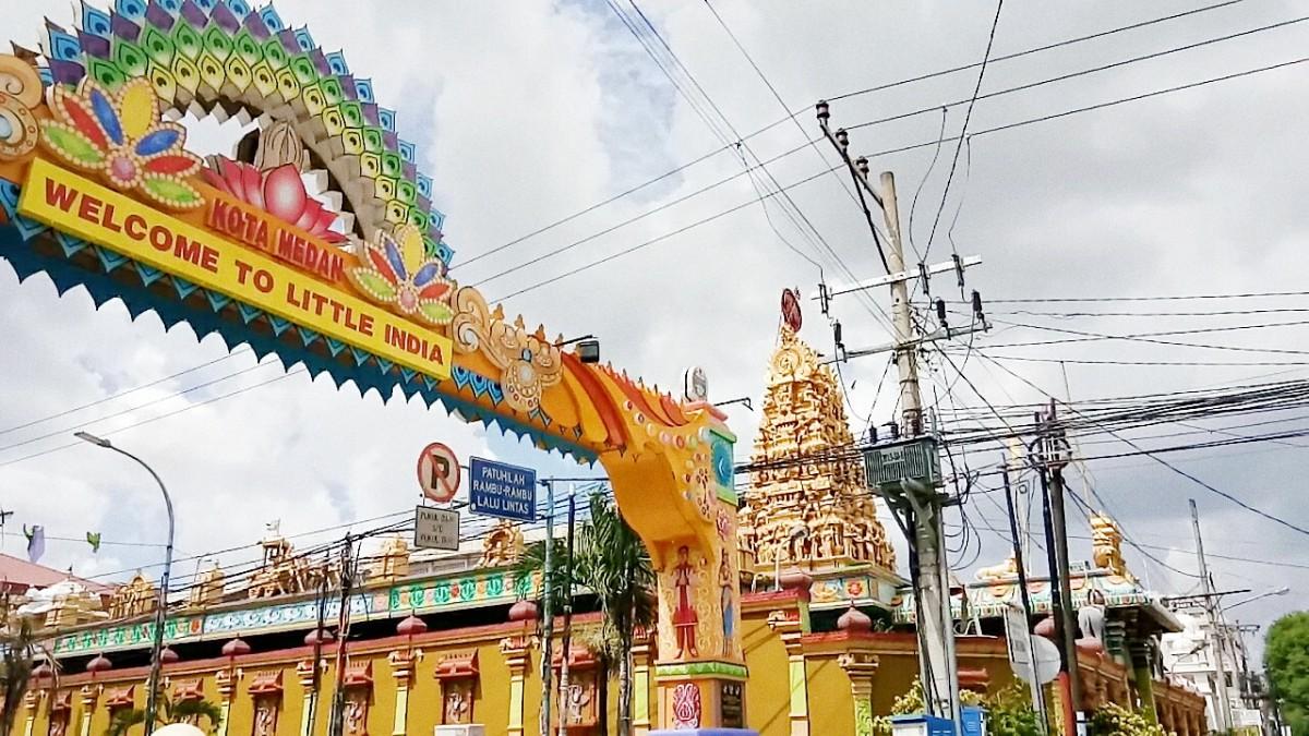 5 Destinasi Wisata Favorit Yang Paling Sering Dikunjungi di Kota Medan 3