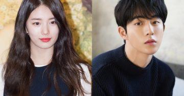 Suzy dan Nam Joo Hyuk Akan Menjadi Pasangan di Drama Terbaru Mereka 3