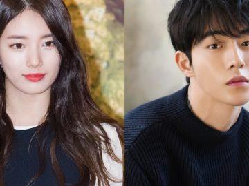 Suzy dan Nam Joo Hyuk Akan Menjadi Pasangan di Drama Terbaru Mereka 8