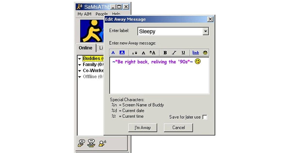 Yuk Nostalgia, 7 Aplikasi Chatting Yang Populer di Tahun 2000-an 4