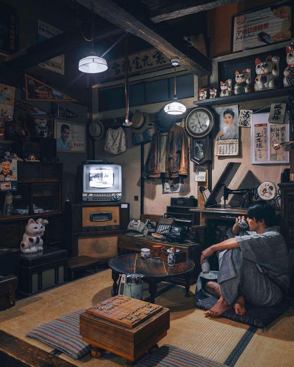 5 Tips Menata Kamar Kost Dengan Konsep Ala Jepang Yang Tidak Ribet dan Simple 5