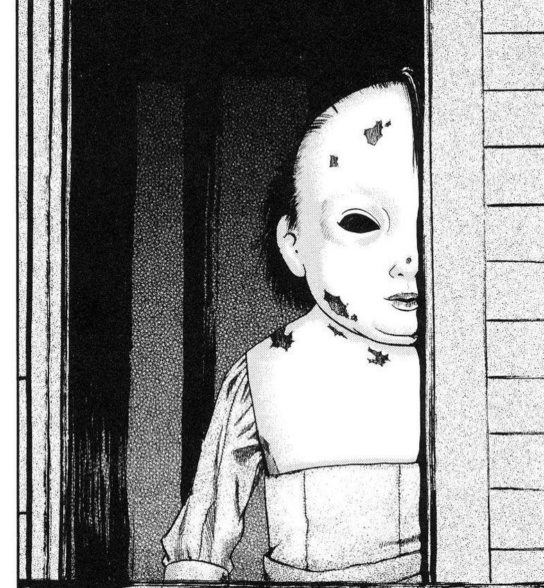 5 Manga Horor Yang Wajib di Baca Buat Kamu Penggemar Cerita Seram 5