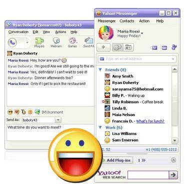 Yuk Nostalgia, 7 Aplikasi Chatting Yang Populer di Tahun 2000-an 5