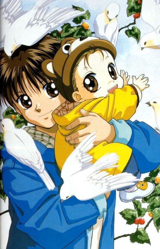 5 Manga Bertemakan Karakter Bapak Rumah Tangga Yang Menarik 7
