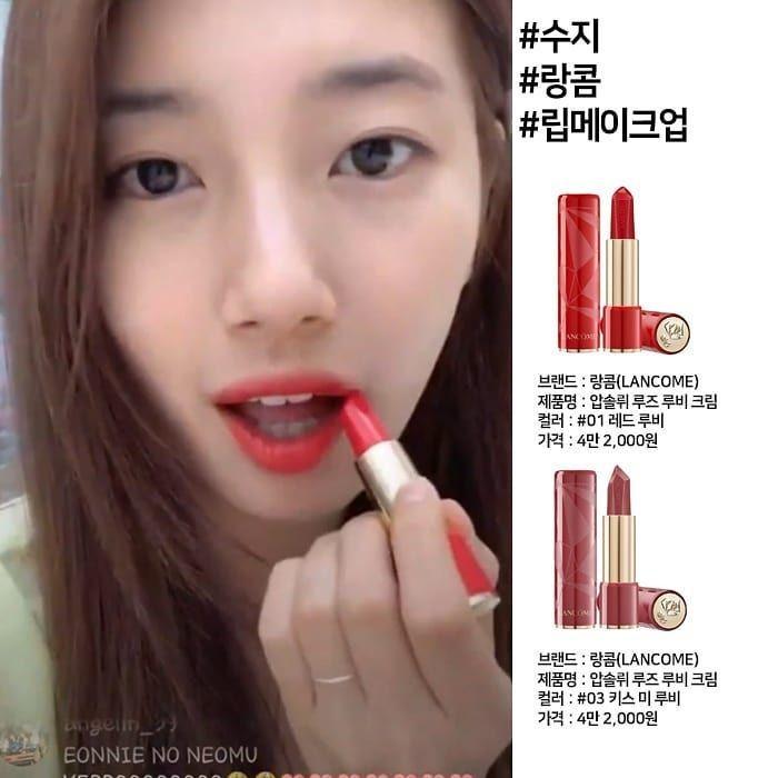 5 Lipstik Favorit Idol Kpop Yang Wajib Kamu Coba 7
