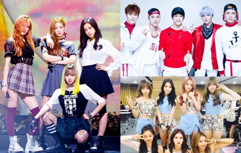 10 Member Grup Idol Kpop Yang Paling Sering Dicari di Google Tahun 2019 1
