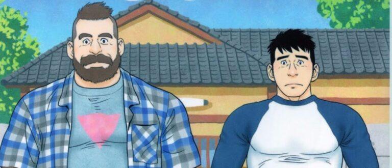 5 Manga Bertemakan Karakter Bapak Rumah Tangga Yang Menarik 1