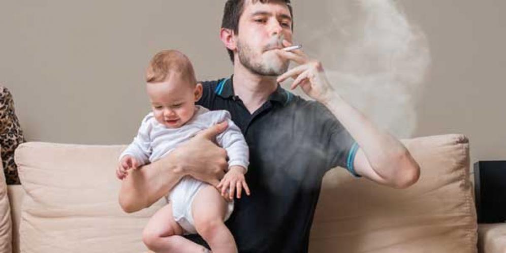 5 Bahaya Asap Rokok Yang Berdampak Buruk Bagi Kesehatan Anak - anak 3