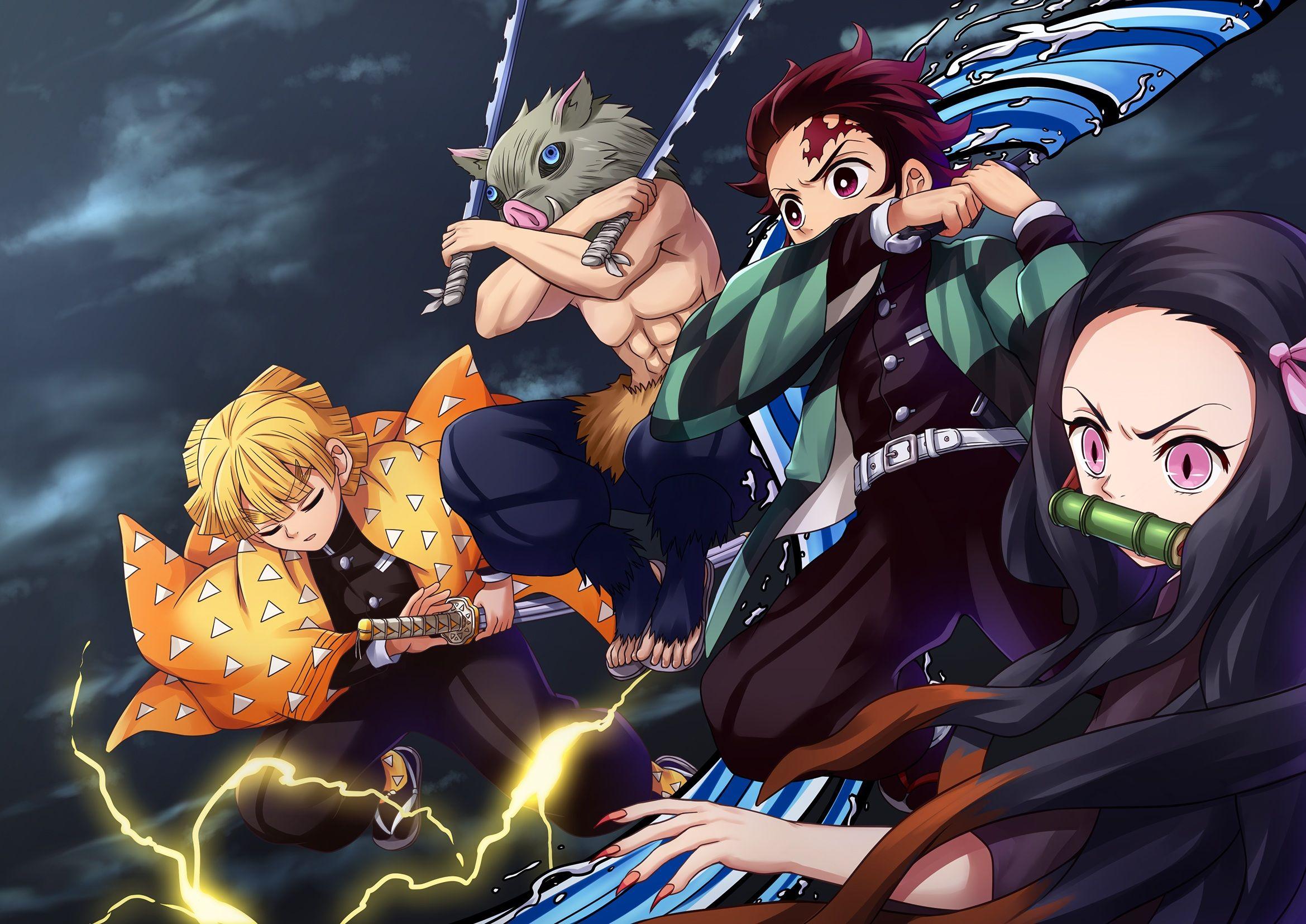5 Alasan Kamu Wajib Nonton Anime Kimetsu no Yaiba 3