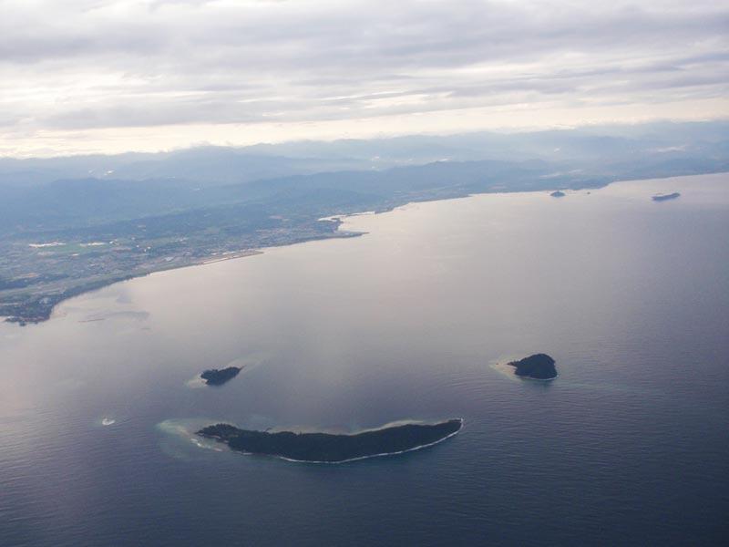 10 Pulau Dengan Bentuk Paling Unik di Dunia, Indonesia Salah Satunya ! 12