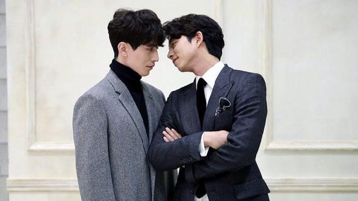 5 Gaya Persahabatan Lucu Antara Gong Yoo dan Lee Dong Wook, Bikin Gemes ! 4