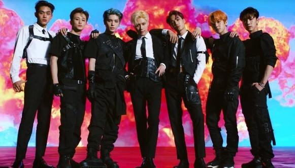5 Fakta Luar Biasa Dari MV Grup Idol SuperM 'Jopping', Yuk Intip ! 4