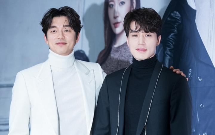 5 Gaya Persahabatan Lucu Antara Gong Yoo dan Lee Dong Wook, Bikin Gemes ! 5