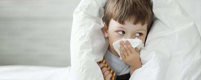 5 Penyebab Alergi Yang Bisa Muncul Pada Anak 5