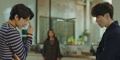 5 Gaya Persahabatan Lucu Antara Gong Yoo dan Lee Dong Wook, Bikin Gemes ! 6