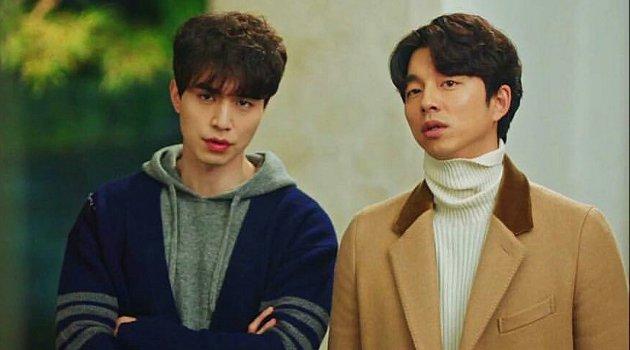 5 Gaya Persahabatan Lucu Antara Gong Yoo dan Lee Dong Wook, Bikin Gemes ! 7