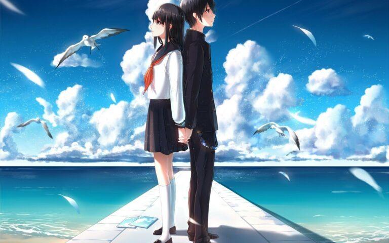 5 Anime Bertemakan Romance Yang Saat Ditonton Bakal Bikin Baper 1
