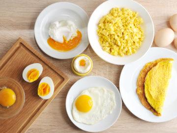 5 Cara Memasak Telur Dengan Baik dan Sempurna 8