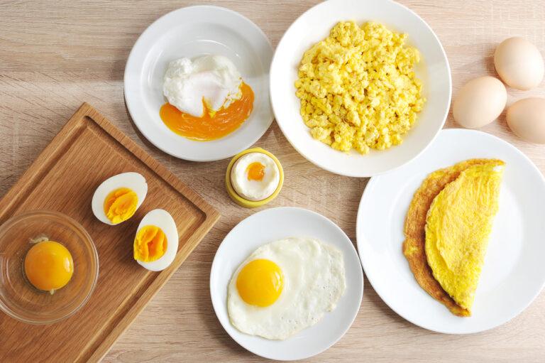 5 Cara Memasak Telur Dengan Baik dan Sempurna 1
