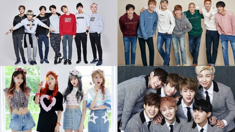 10 Musik Video Kpop 2019 Dengan Viewers Youtube Terbanyak Sepanjang Tahun Ini 1