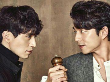 5 Gaya Persahabatan Lucu Antara Gong Yoo dan Lee Dong Wook, Bikin Gemes ! 19