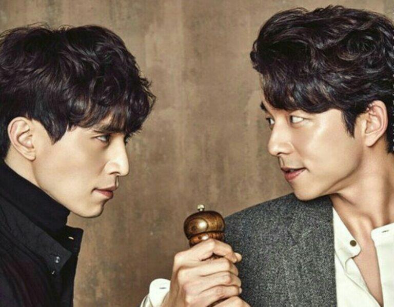 5 Gaya Persahabatan Lucu Antara Gong Yoo dan Lee Dong Wook, Bikin Gemes ! 1