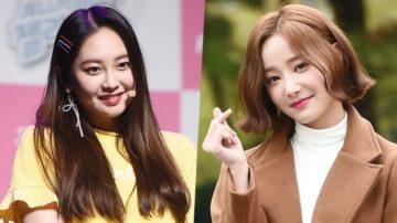 Taeha dan Yeonwoo Resmi Keluar Dari Momoland 8