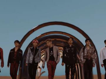 5 Fakta Luar Biasa Dari MV Grup Idol SuperM 'Jopping', Yuk Intip ! 10
