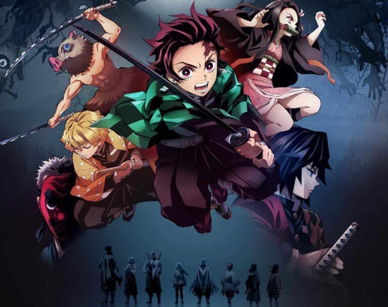 5 Alasan Kamu Wajib Nonton Anime Kimetsu no Yaiba 1