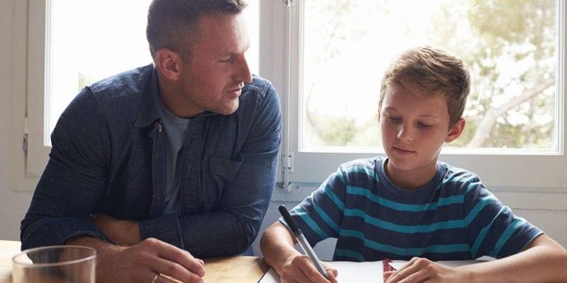 5 Tips Cara Mendidik Anak Bagi Sosok Ayah 5