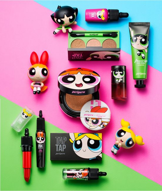 5 Brand Makeup Yang Berkolaborasi Dengan Tokoh Kartun 3