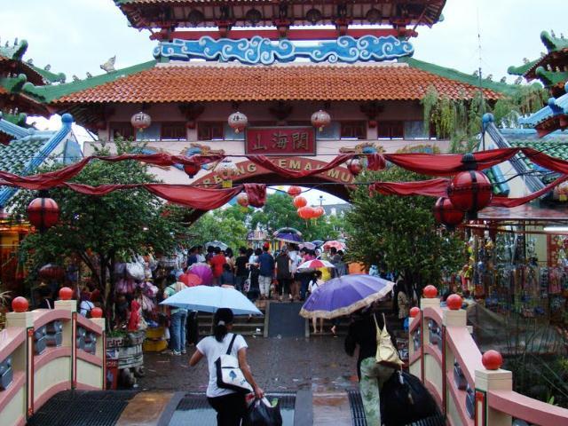 5 Tempat Wisata di Indonesia Dengan Suasana Layaknya di Negeri Tiongkok Untuk Liburan Imlek 4
