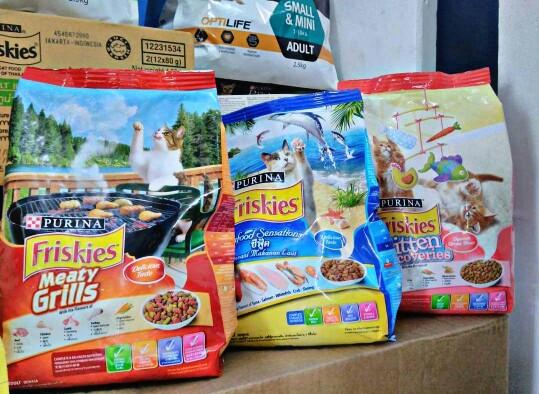 5 Jenis Makanan Kucing Yang Cocok dan Berkualitas Terbaik Untuk Pecinta Kucing Miliki 5