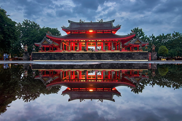5 Tempat Wisata di Indonesia Dengan Suasana Layaknya di Negeri Tiongkok Untuk Liburan Imlek 5