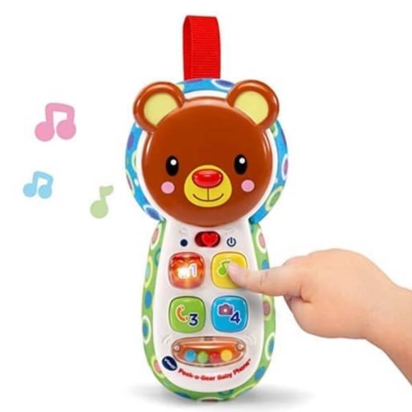 5 Rekomendasi Mainan Bayi Untuk Melatih Perkembangan Otak si Anak 6