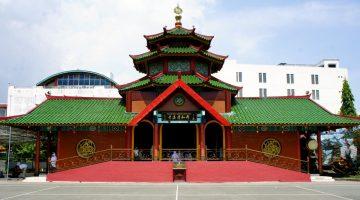 5 Fakta Menarik Masjid Cheng Hoo Surabaya, Mirip Dengan Klenteng ya ! 11