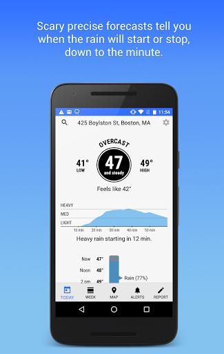 5 Aplikasi Ramalan Cuaca Untuk Mengantisipasi Datangnya Hujan 6